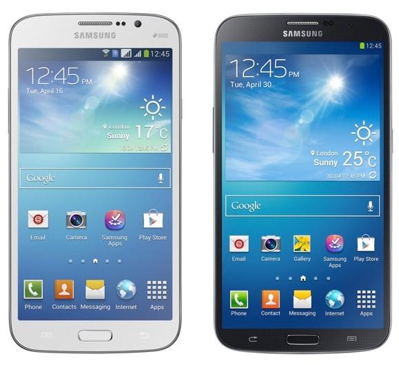 Самсунг самый большой телефон