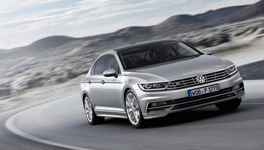 En hafif 2015 model Volkswagen Passat gün yüzüne çıktı
