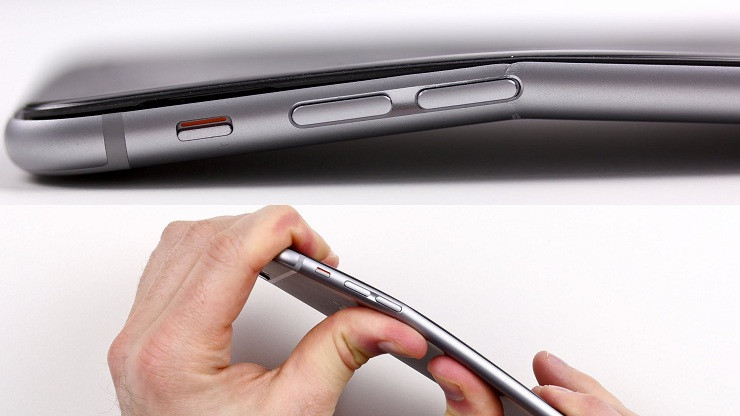 iphone 8 plus ekran bükülme ile ilgili görsel sonucu