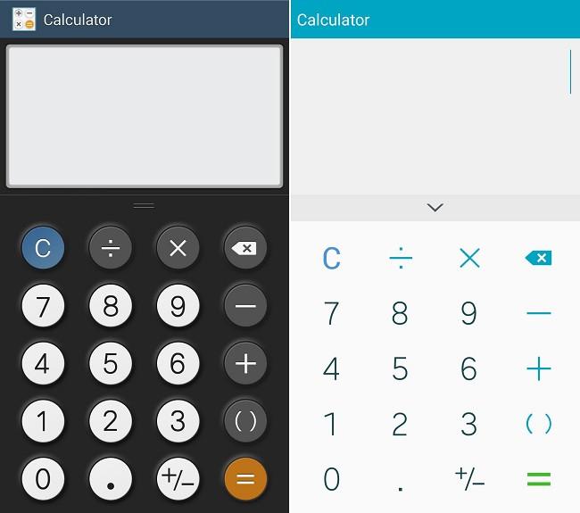 система история калькулятора в айфоне как можно дойти