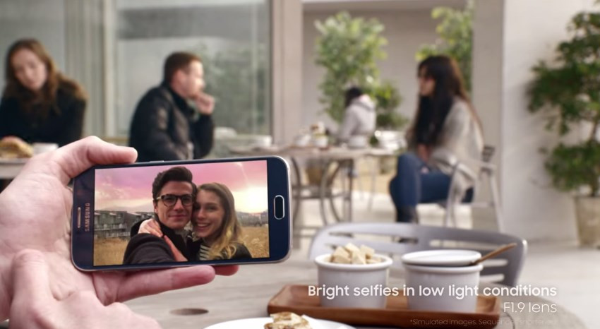 Galaxy S6 Kamera Özellikleri