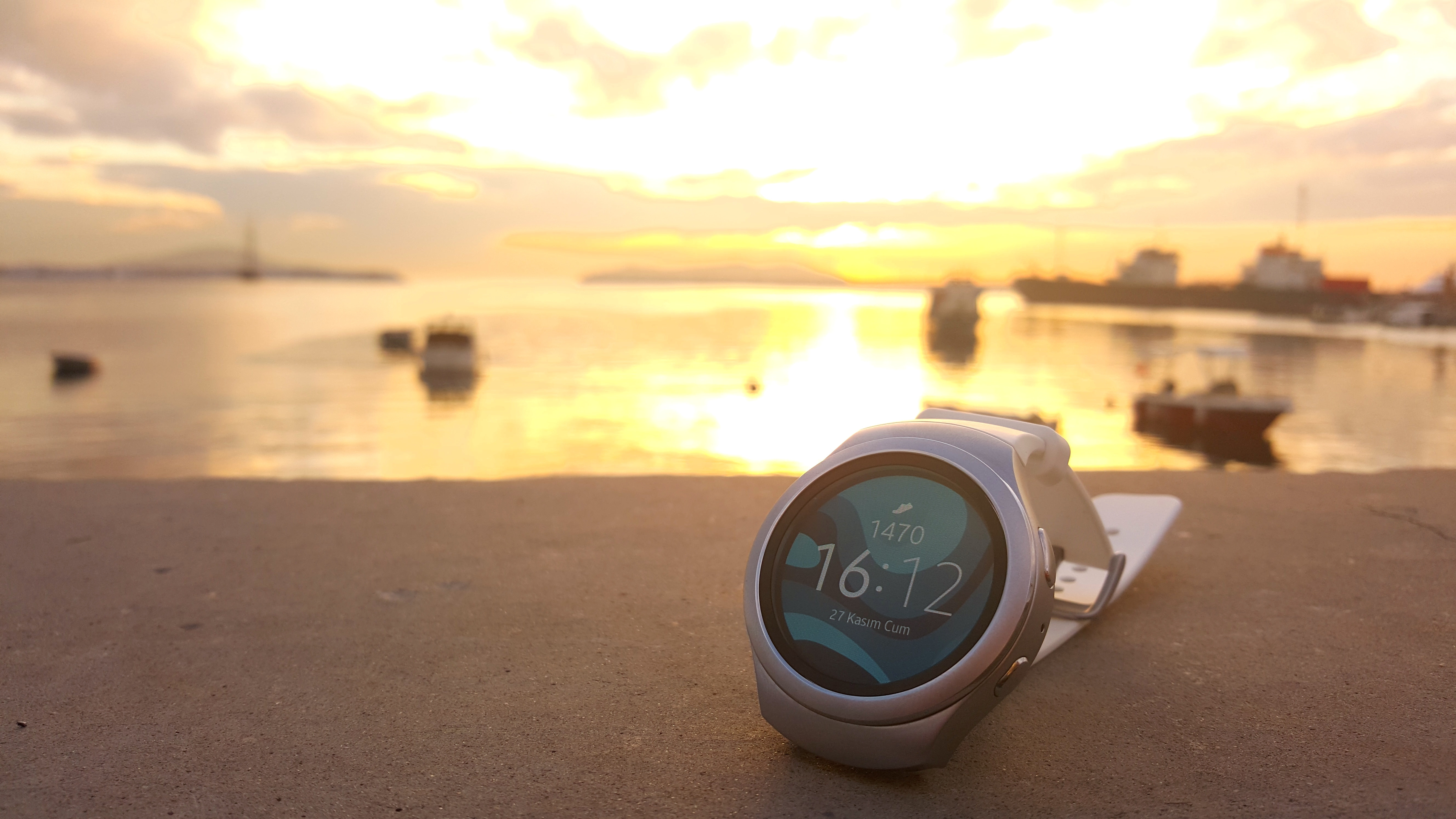 Samsung Gear S2 Video İnceleme