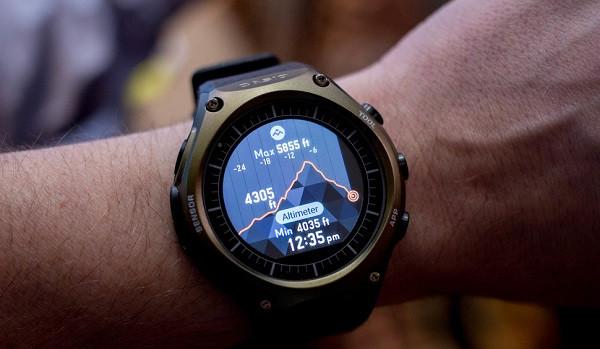 Casio WSD-F10 Akıllı Saat Duyuruldu