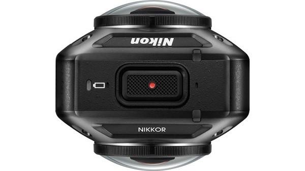 Nikon Keymission 360 Aksiyon Kamerası Tanıtıldı