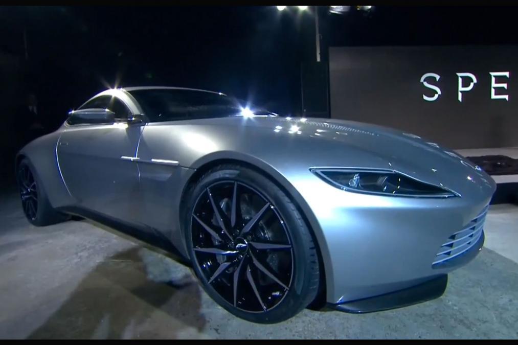 James Bond'un Aston Martin DB10'u Açık Artırma İle Satılacak