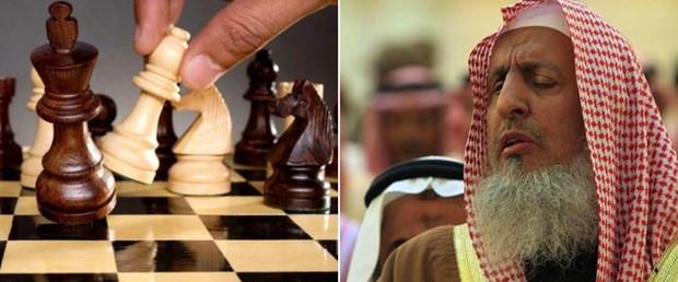 Suudi Arabistan Başmüftüsü: Satranç haram, yasaklanmalı!