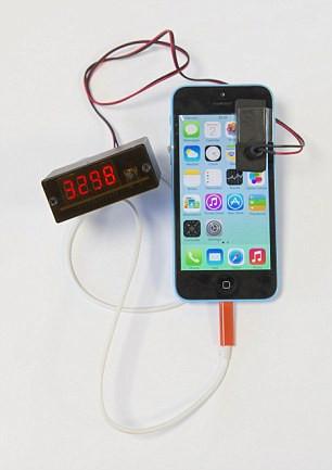 Bu cihaz iPhone şifresini 6 saatte kırıyor!