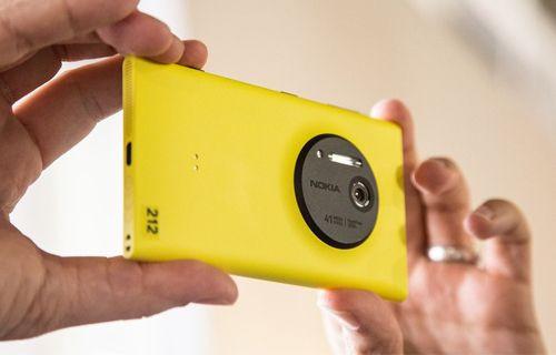 Nokia Lumia 1020 çok yakında Microsoft Store'da!