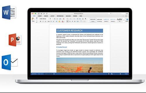 Microsoft, Mac için Office 2016 önizleme sürümünü yayınladı