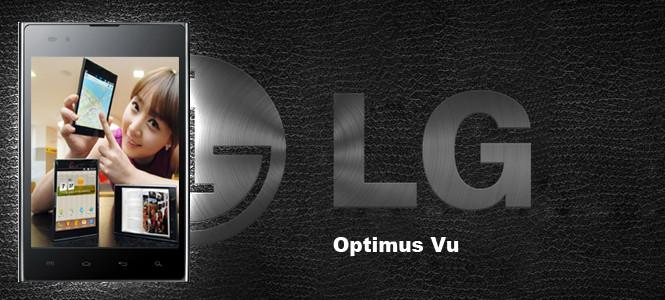 Optimus Vu resmi olarak duyuruldu
