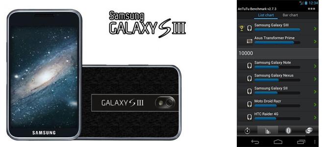 Yeni Galaxy S 3 görseli sızdırıldı!