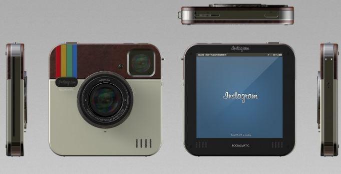 Instagram'ın logosu fotoğraf makinesi oldu!