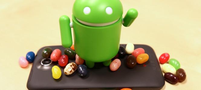 Galaxy serisi Jelly Bean güncellemesi!