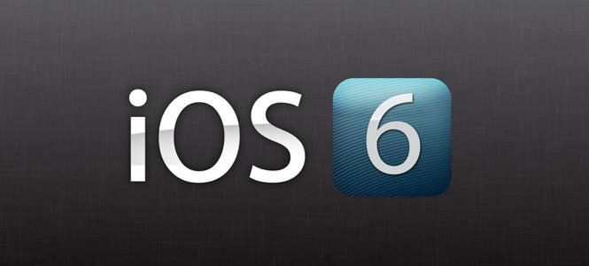 iPhone 5'i bir de iOS 6 ile görün!