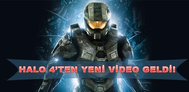 İşte Halo 4'ün oynanış videosu!