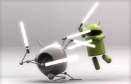 Günün Sorusu: iOS 7'li iPhone 5S Galaxy S4'ü ezer geçer mi?
