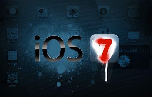 Apple iOS 7 Özellikler - İnceleme