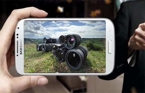 Karşınızda Samsung Galaxy S4 Zoom!