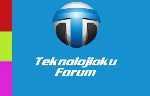 Yeni forumumuz aktif!