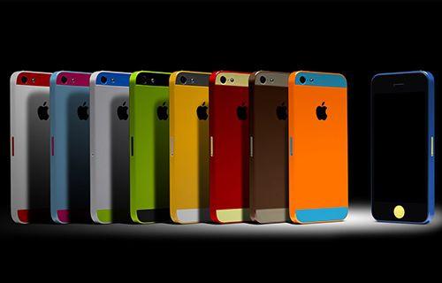 iPhone Mini rengârenk olacak!
