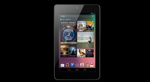 Yeni nesil Nexus 7 onaylandı