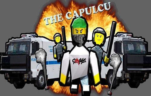 Çapulcuların oyunu yapıldı: The Capulcu