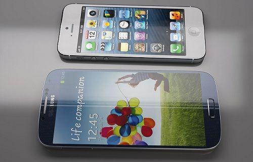 Galaxy S4 - iPhone 5 sağlamlık testinde!