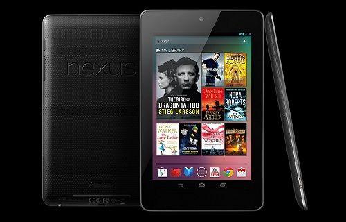 Yeni nesil Nexus 7 ortaya çıktı