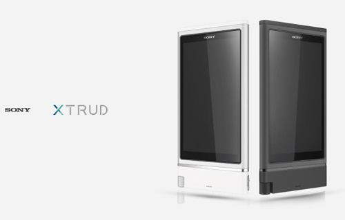 En mükemmel tasarım: Sony XTRUD