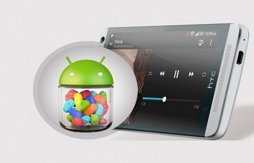 HTC One için Android 4.2.2 hangi aşamada?