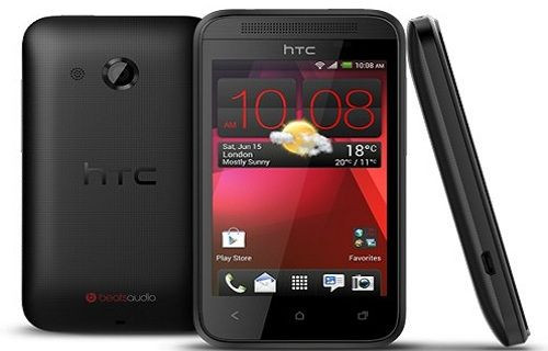 HTC Desire 200 resmiyet kazandı!