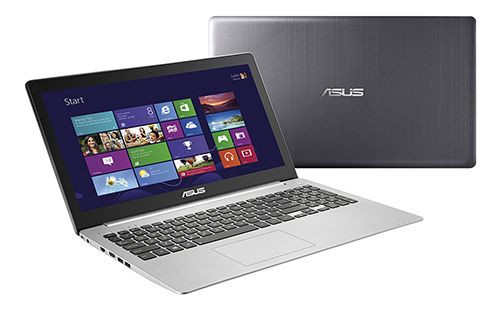 ASUS'tan Yeni Dokunmatik Ultrabook: VivoBook S551