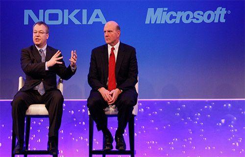 Nokia ve Microsoft'un gizli planları