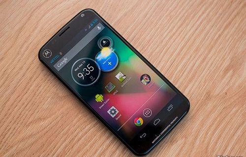 Motorola Moto X, FCC onayı aldı