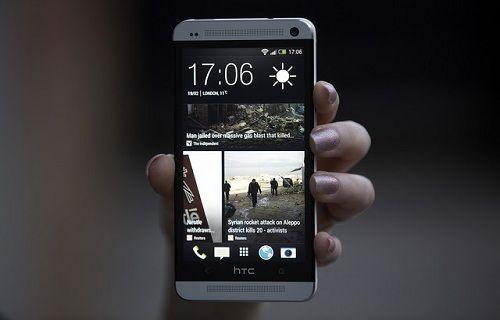 HTC One için yeni bir güncelleme yayınlandı