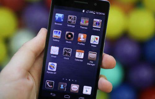 Huawei Ascend P6 özellikler - Ön İnceleme