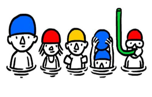 Google Yaz Gündönümü'nü Doodle ile kutladı
