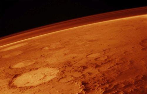 Mars'ta oksijen varmış