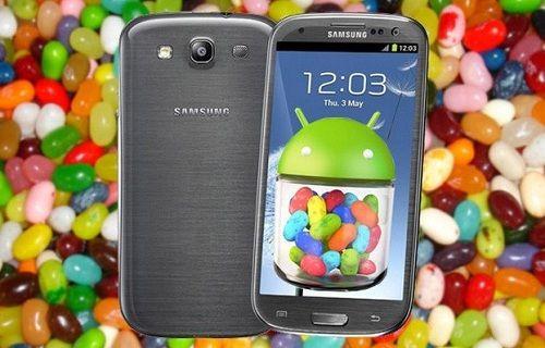 Samsung Galaxy S III için Android 4.2.2 ortaya çıktı