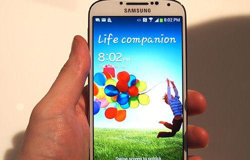 Galaxy S4 tutmadı mı?