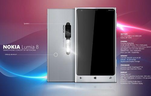 Nokia, dört çekirdekli ilk telefonunu duyurmaya hazırlanıyor