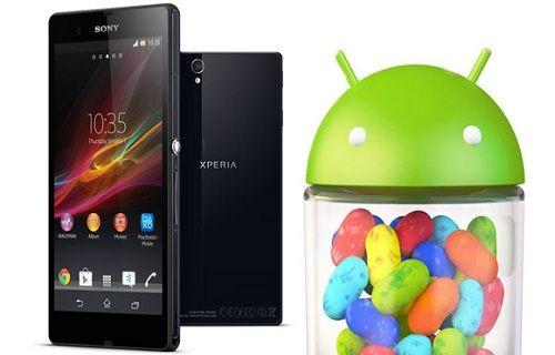Xperia Z için Android 4.2.2 güncellemesi resmen başladı