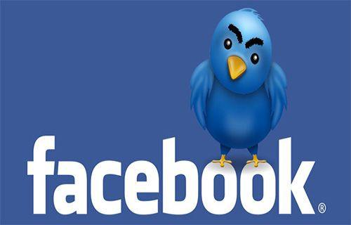 Twitter ve Facebook'ta büyük kolaylık