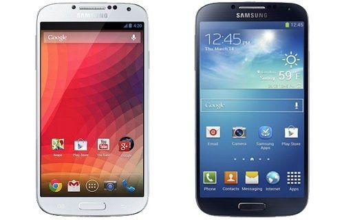 Galaxy S4 için Android 4.3 ortaya çıktı