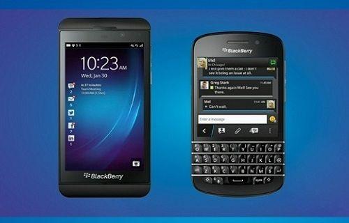 BlackBerry'de gelir arttı ancak zarar edildi