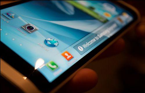 Galaxy Note 3 için esnek ekran yine gündemde