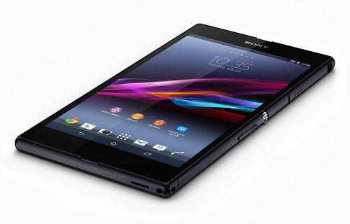Sony'nin devasa telefonuna yakından bakalım (Galeri)