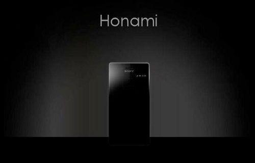 Sony'nin merakla beklenen telefonu Honami'nin ekran görüntüleri!