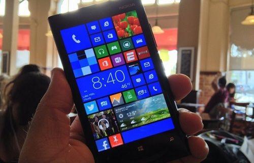 Windows Phone 8'e Full HD destek geliyor