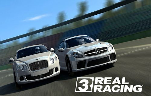 Real Racing 3 güncellendi
